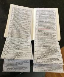 Psalms TOC
